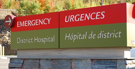 À quoi s'attendre au Service des urgences