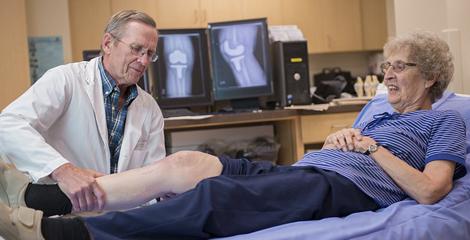 Clinique d'orthopédie