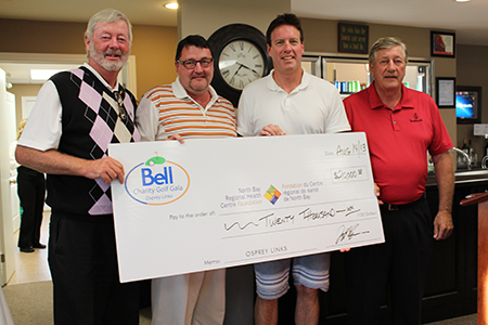 2013 Bell Charity Golf Gala