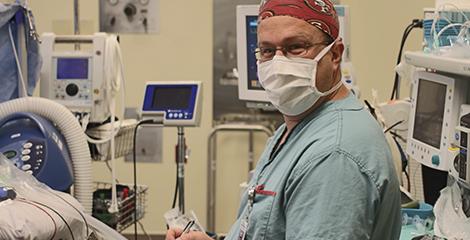 Cardiorespiratory Services