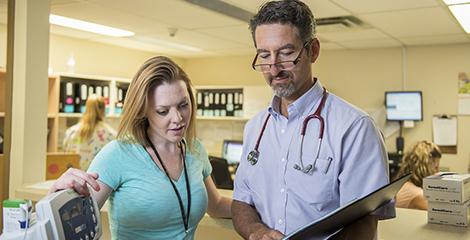 Unité de soins post-anesthésiques (USPA)