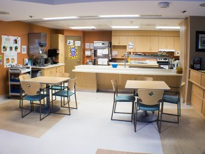 Eagle Lodge Kitchen