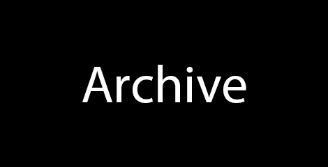 Archived Stories