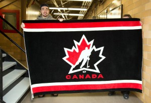 Prize 3 Team Canada Carpet