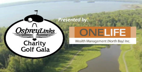 Osprey Links Charity Golf Gala 2018 presented by OneLife Wealth Management (North Bay)