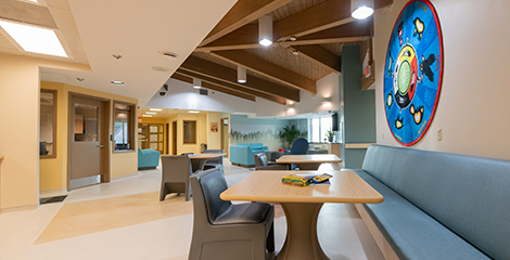 Forensic Inpatient Service for Adult Women (Hummingbird Lodge)